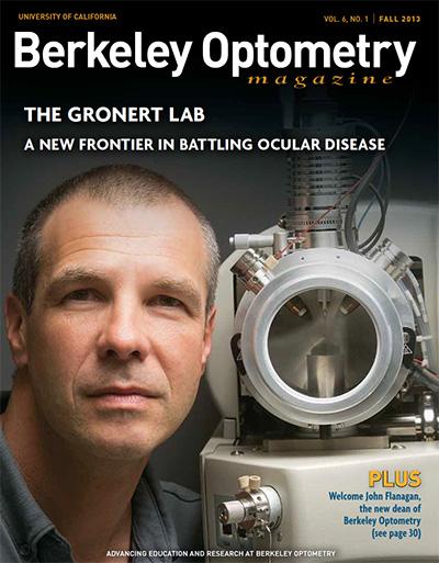 Fall 2013 Optometry Magazine