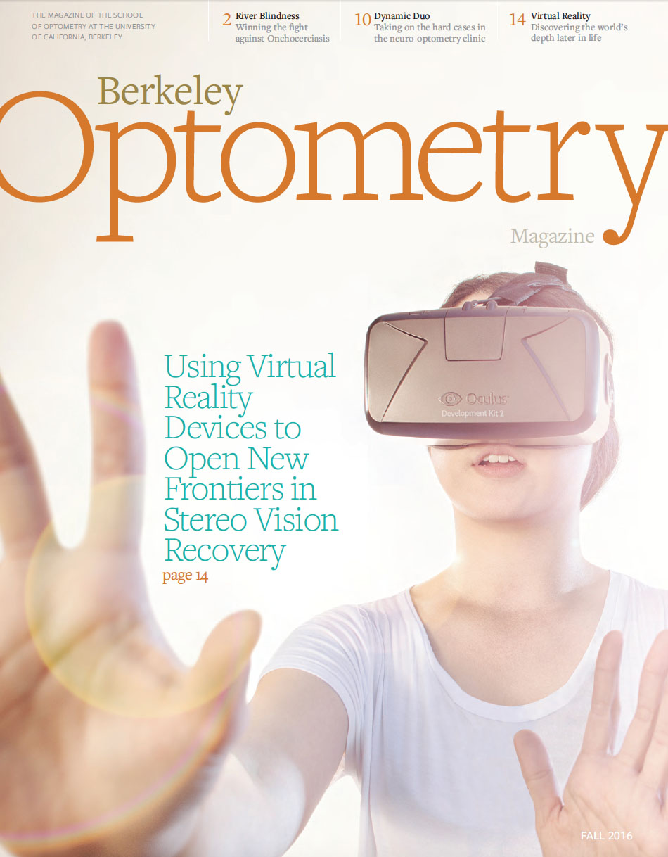 Fall 2016 Optometry Magazine