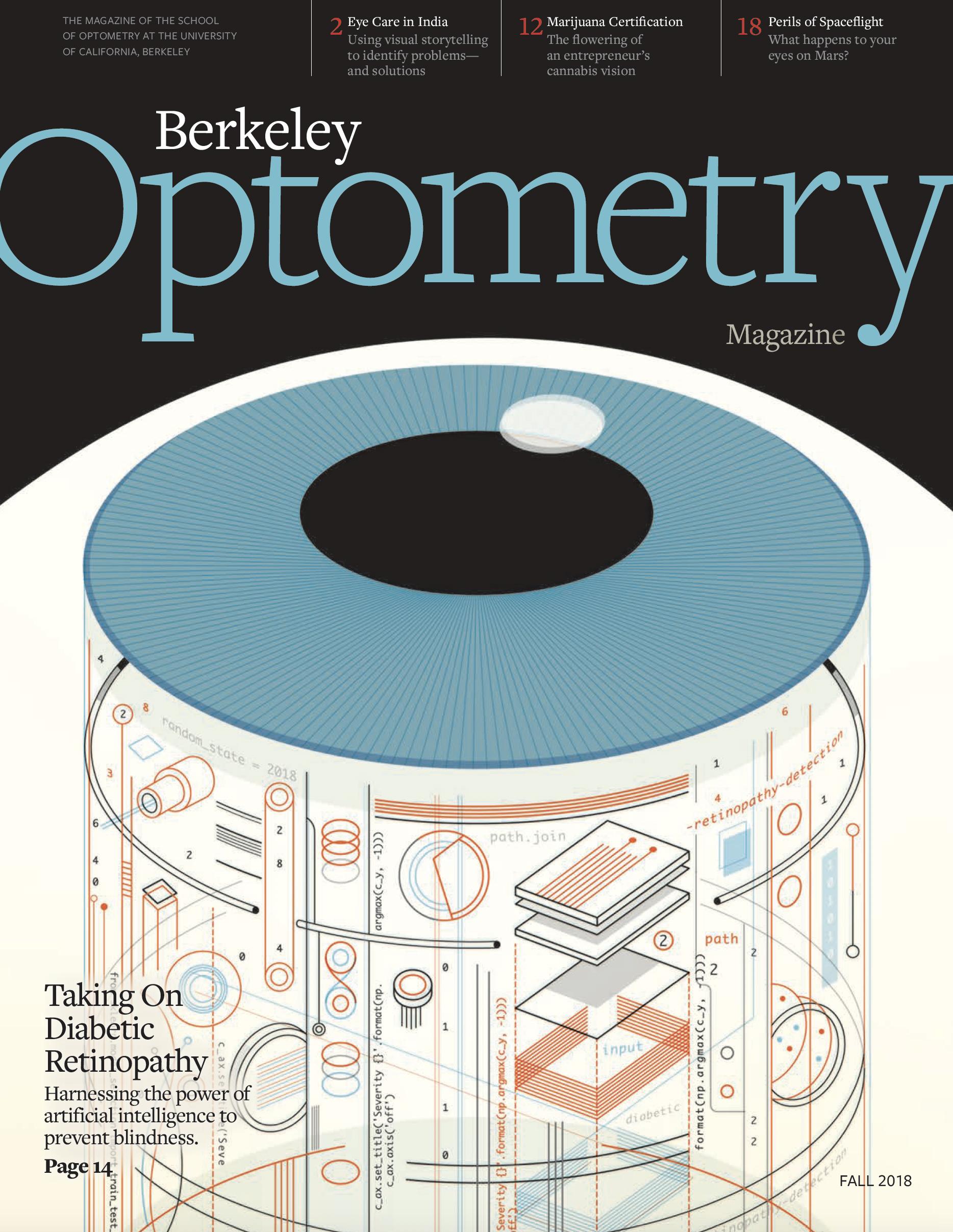 Fall 2018 Optometry Magazine