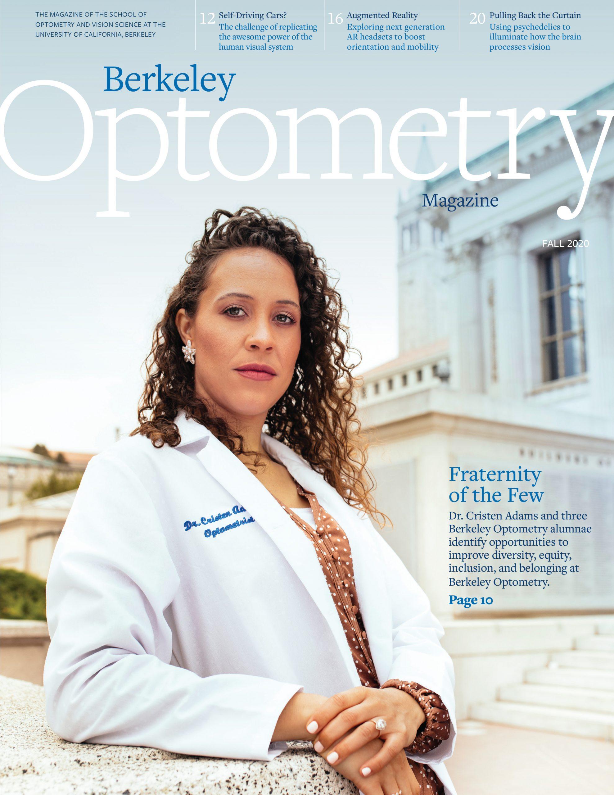 Fall 2020 Optometry Magazine